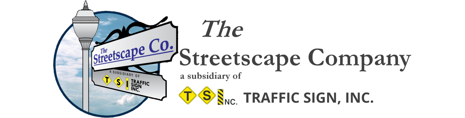 The Streetscape Company Retina Logo